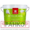 TIKKURILA БЕТОЛЮКС АКВА краска для пола полиуретано-акрилатная