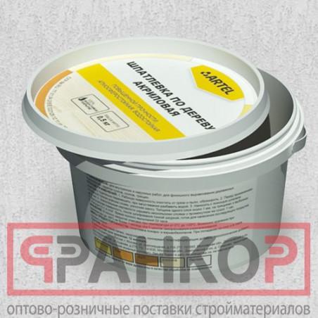 Герметик акриловый (мастика) для срубов 15 кг
