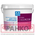 ТЕКС ОПТИМУМ краска для стен и потолка (7 кг)