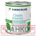TIKKURILA FINNCOLOR OASIS INTERIOR краска для стен и  потолков с/мат