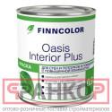 TIKKURILA FINNCOLOR OASIS INTERIOR PLUS краска для стен и потолков влажных помещений баз А (0