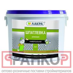 Краска интерьерная влагостойкая белоснежная 1,4 кг