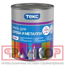 Эмаль по металлу, водная для черных металлов, глянцевая, база А 2,35 л
