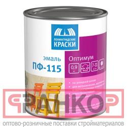 Эмаль ПФ-115 PROREMONTT Красный 2,7кг