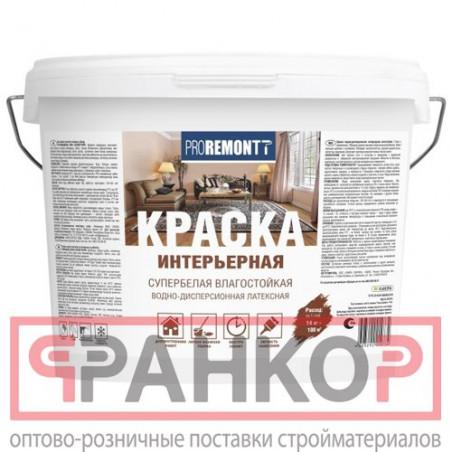 Герметик акриловый (мастика) для нар/внутр работ белый 7 кг