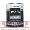 Эмаль НЦ-132 Лакра Белый 17кг Россия