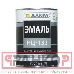 Эмаль НЦ-132 Лакра Жёлтый 17кг Россия