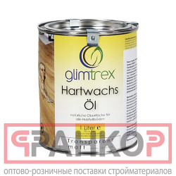 Масло Glimtrex Прозрачное шелковисто-матовое (1л)