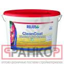 Краска акриловая RELIUS CleanCoat Weiss/Base 1 белая 12