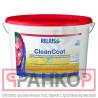 Краска акриловая RELIUS CleanCoat Weiss/Base 1 белая 12,5л Германия