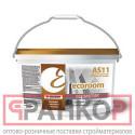 Герметик ecoroom as-11 для межпанельных соединений высокоэластичный 15 кг
