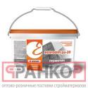 Герметик полиуретановый двухкомпонентный pu-20 16 кг