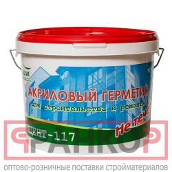ТЕКС РЖАВОSTOP грунт-эмаль прямо по ржавчине, красная (10кг)