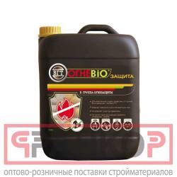 БИОТЕКС АКВАЛАЗУРЬ ПРОФИ антисептик лессирующий, водоразбавляемый, орегон (9л)