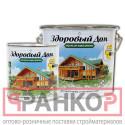 Здоровый Дом деревозащитное средство Палисандр 3л