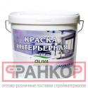 Краска Акрилит-202Б Стандартная интерьерная белая 33 л