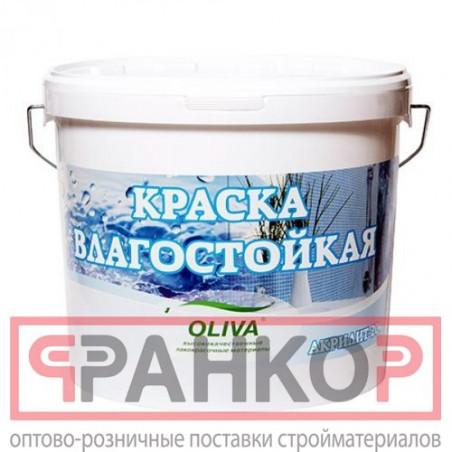 Краска ВД-АК-2180 интерьерная база А супербелая (влагостойкая ) 3 кг