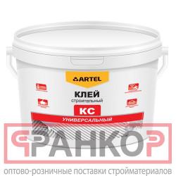 ПУФАС Краска интерьерная белая Decoself мороз. (1,73л2,7кг) (КИ) Россия