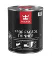 TIKKURILA PROF FACADE THINNER растворитель для краски Prof Facade (1л)