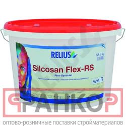 Краска фасадная люкс супербелая шелковисто-матовая 1,4 кг