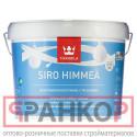 TIKKURILA СИРОМАТ ПЛЮС краска акрилатно-латексная (2