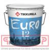 Tikkurila TIKKURILA EURO12 краска латексная на основе акрилового сополимера - 0,9 л