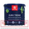 Tikkurila TIKKURILA EURO TREND краска интерьерная для обоев и стен, баз A - 2,7 л