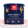 Tikkurila TIKKURILA EURO SMART 2 краска интерьерная для стен и потолка - 18 л