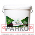 Шпатлевка Акрилит-410 Шатрок белая 3 л