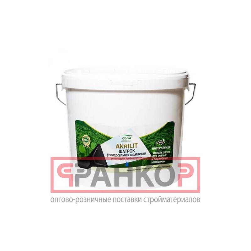 Штукатурка декоративная силикатно-силиконовая SilkStone 18 кг