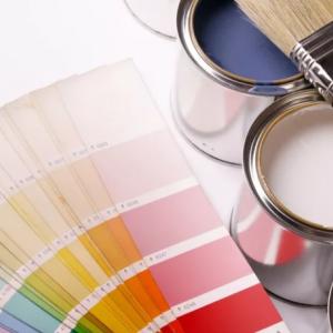 Как правильно производить покраску стен?
