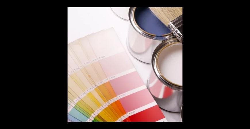 Разновидности красок для стен и потолков