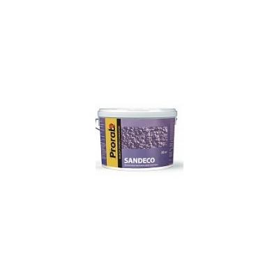 Фактурная краска Prorab Sandeco купить оптом и в розницу