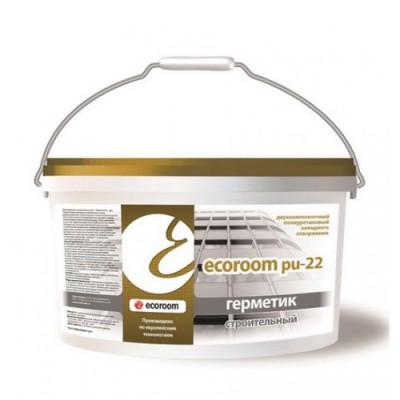 Герметик ecoroom as-12 для межпанельных соединений высокоэластичный
